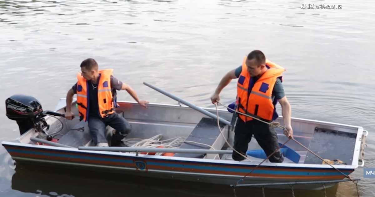 Трагедия на Содышке. Утонул 41-летний мужчина