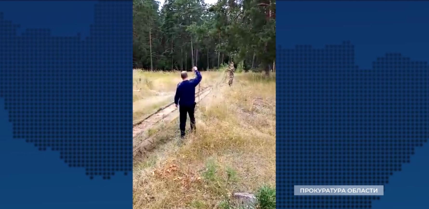 В природном заказнике Вязниковского района обнаружили браконьерские орудия лова рыбы
