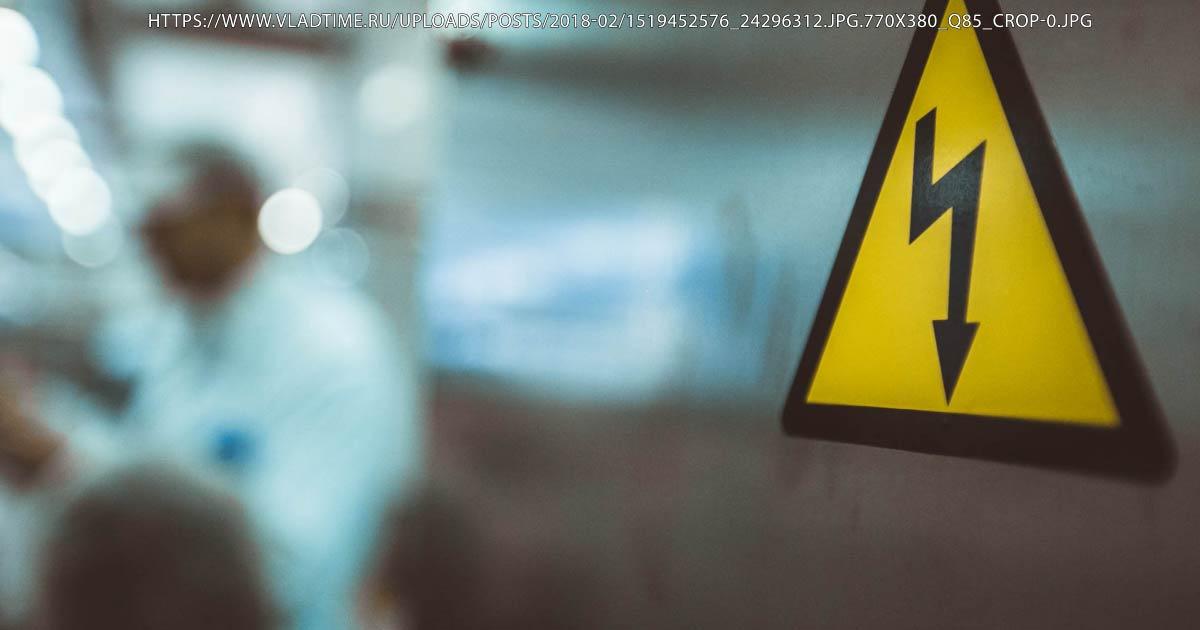 В Муроме рабочий умер от удара током