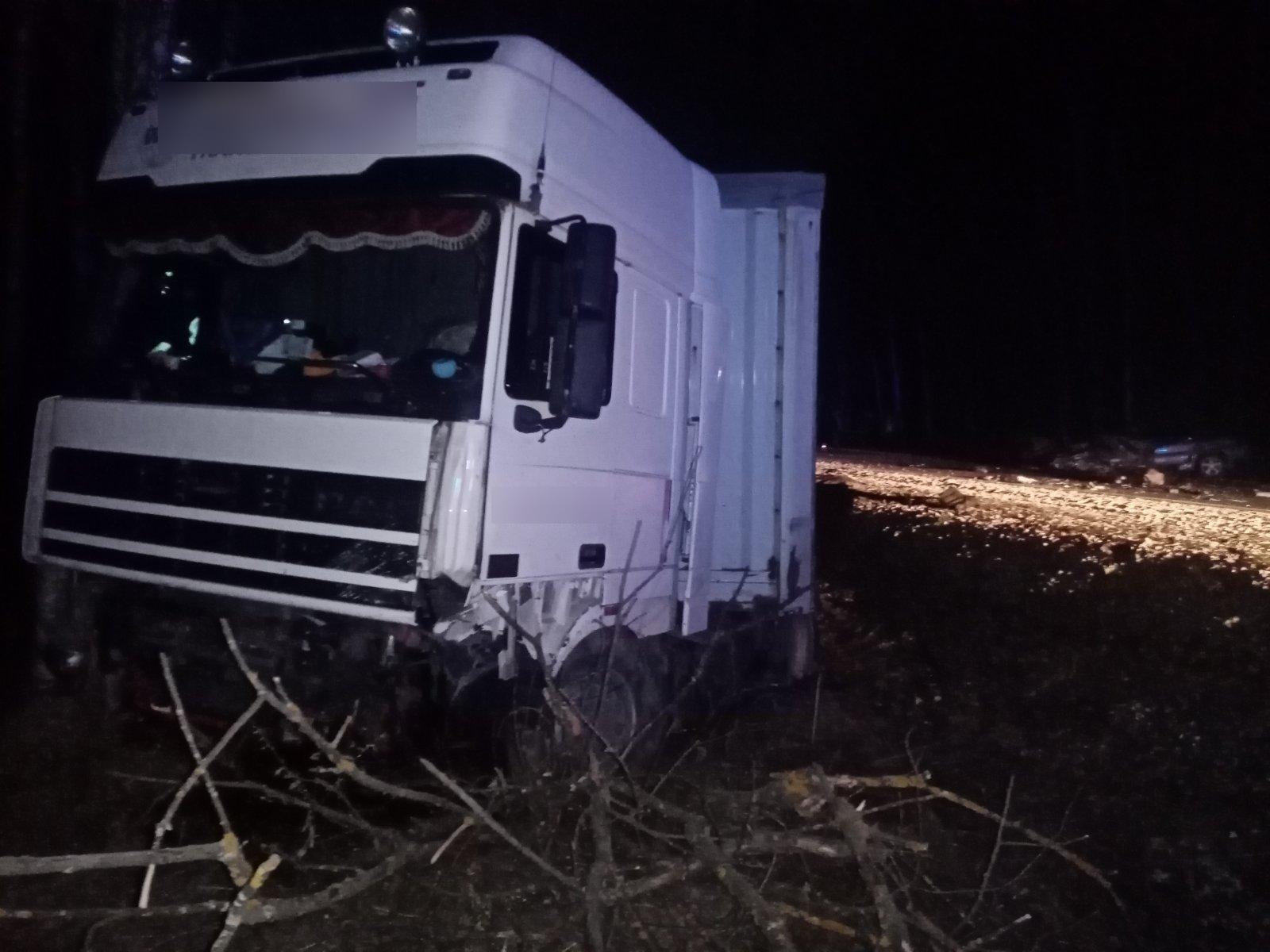 Во Владимирской области четыре человека погибли в крупном ДТП